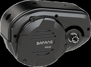Bafang M620 motor EMTB